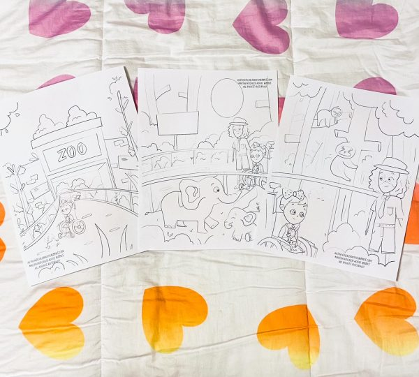 authentically addie coloring sheets